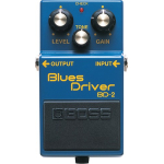 Boss BD-2 Blues Driver Guitar Distortion Pedal BD2