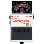 Boss TU-3 Chromatic Tuner Pedal TU3 NEW
