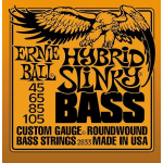 Ernie Ball Bass Strings Set Hybrid Slinky 45-105