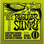 Ernie Ball Regular Slinky 10-46 Guitar Strings 1 Set