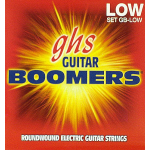 GHS Boomers Electric Guitar Strings LOW TUNE 3 Sets
