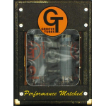Groove Tubes GT-EL84-SD-M Amp Power Tube Duet