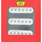 Lace Holy Grails Strat Guitar Pickups Set White