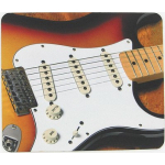 Buddy Strat Stratocaster Guitar Axe Mouse Pad NEW