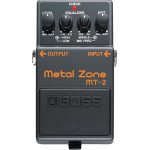 Boss MT-2 Metal Zone Distortion Pedal MT2