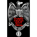 Ernie Ball Eagle T Shirt Black XL Strings & Things