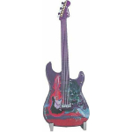 Fender GMANIA FLAMING GTR FGRN 9190560129