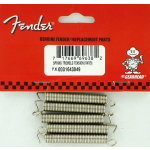 Genuine Fender Vintage Tremolo Tension Springs 5 Pack 0031643049
