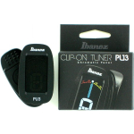 Ibanez PU3 Clip-On Chromatic Tuner Black