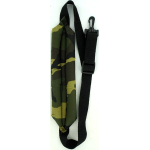 Padded Sax Saxophone Neck Strap Camouflage NEW