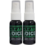 Clear Voice Vocal Spray Cherry Apple 1 fl. oz. Bottles 2 Pack