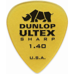Dunlop 433R140 Ultex Sharp Guitar Picks 1.40mm Bag of 72