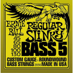 Ernie Ball Bass 5 String Set Regular Slinky 45-130