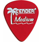 Fender  351 CALCLR PIK RED MED/12 0981351809