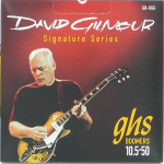 GHS Boomers Guitar Strings 10-50 David Gilmour 1 Set