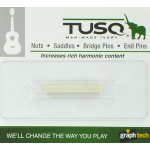 "Graphtech Tusq Guitar Nut Slotted 1 5/8"" PQ-6226-00"