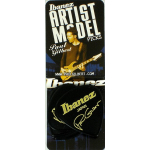 Ibanez Paul Gilbert Signature Guitar Picks Black 6 Pack