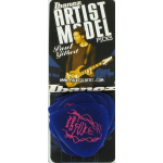 Ibanez Paul Gilbert Signature Guitar Picks Jewel Blue 6