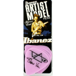 Ibanez Steve Vai Signature Guitar Picks Pink 6 Pack