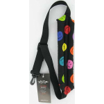 Padded Sax Saxophone Neck Strap Happy Smiley Faces NEW