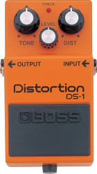 Boss DS-1 Distortion Effect Pedal DS1