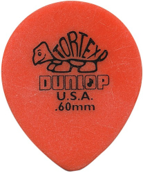 DUNLOP PICKS  .60MM 72PK