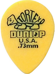 DUNLOP TORTEX SM TEAR 36/BAG YELLOW