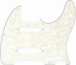 Fender PICKGUARD TELE PLUS PEARL  0048638000