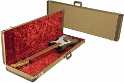 Fender CASE DLX P BASS TWEED 0996163400