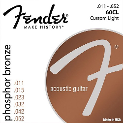 Fender 60CL PH0S BRONZE 1152 0730060405