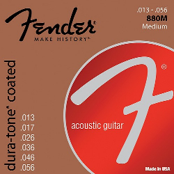 Fender  880M 80/20 COATED 1356   0730880308