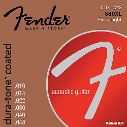 Fender  880XL 80/20 COATED 1048  0730880002