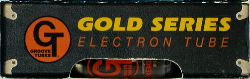 Groove Tubes Gold Series Preamp Tube GT-12AX7-C